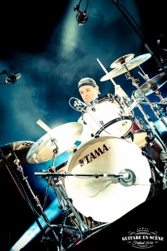 aurelien ouzoulias, drums